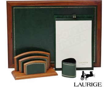 ligne trianon laurige collection style cuir et bois. Black Bedroom Furniture Sets. Home Design Ideas