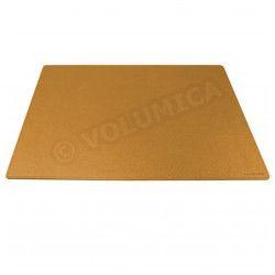 Petit Sous-main rigide cuir Gold Beaubourg