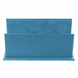 Classeur à courrier Classic Bleu-turquoise Beaubourg