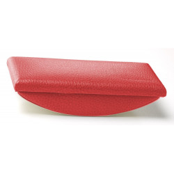 Tampon buvard cuir Rouge Beaubourg