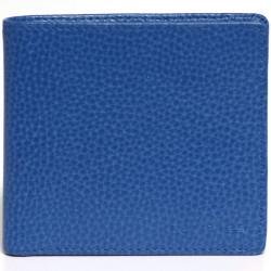 Portefeuille Slim Bleu Turquoise Beaubourg