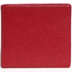 Portefeuille Slim Rouge Beaubourg