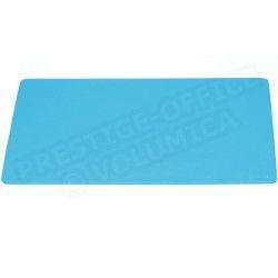 Sous-main souple Bleu-turquoise Corfou