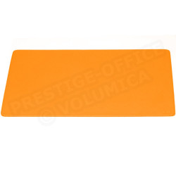 Sous-main rigide Orange Corfou