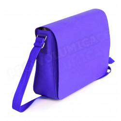 Besace coloris Violet Corfou