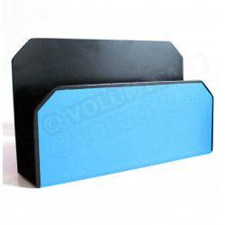 Classeur à courrier Bleu-turquoise Corfou