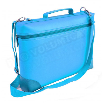 Sacoche coloris Bleu turquoise Corfou