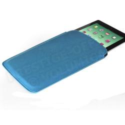 Etui tablette 7 pouces Bleu-turquoise Corfou