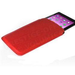 Etui tablette 7 pouces Rouge Corfou