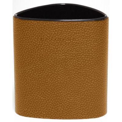 Pot à crayons triangulaire en Cuir Gold Collection Lafayette