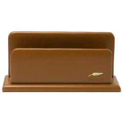 Porte-lettres/courrier en Cuir Gold Collection Windsor