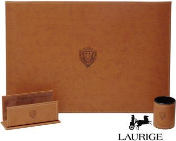 Prestige office univers du bureau luxe cuir maroquinerie sous